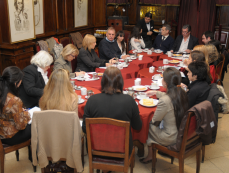 WIIS Argentina's meeting in Buenos Aires