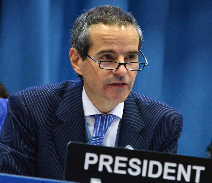 Ambassador Rafael Grossi - grossismall