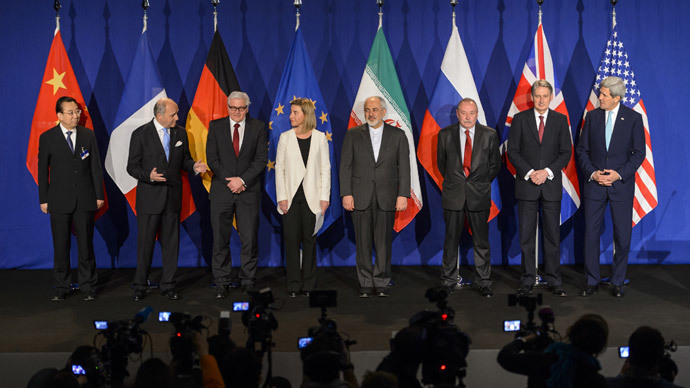 Completion of the Iran pre-agreement in Lausane