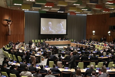 Third Preparatory Conference to the 2015 NPT Review Conference. UN